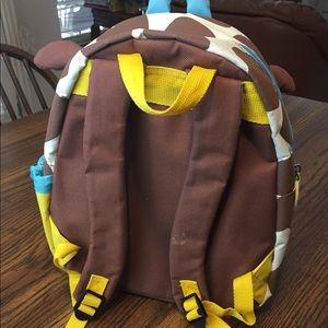 Skip Hop Bags - SKIP HOP ZOO Giraffe Backpack. Gently used.